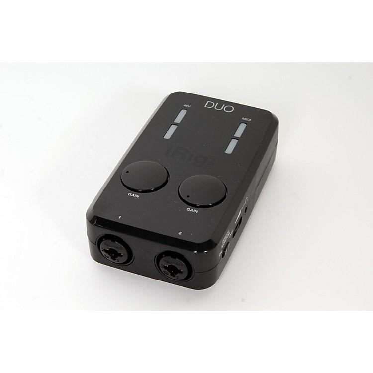 IK MultimediaiRig Pro Duo Audio/MIDI Interface for iOS and Mac888365911915