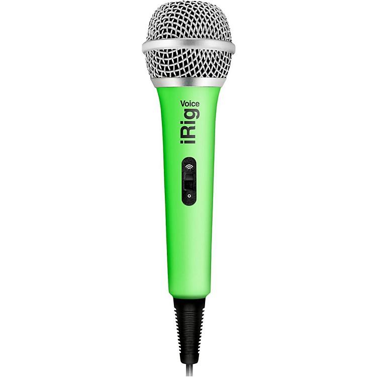 IK MultimediaiRig VoiceGreen