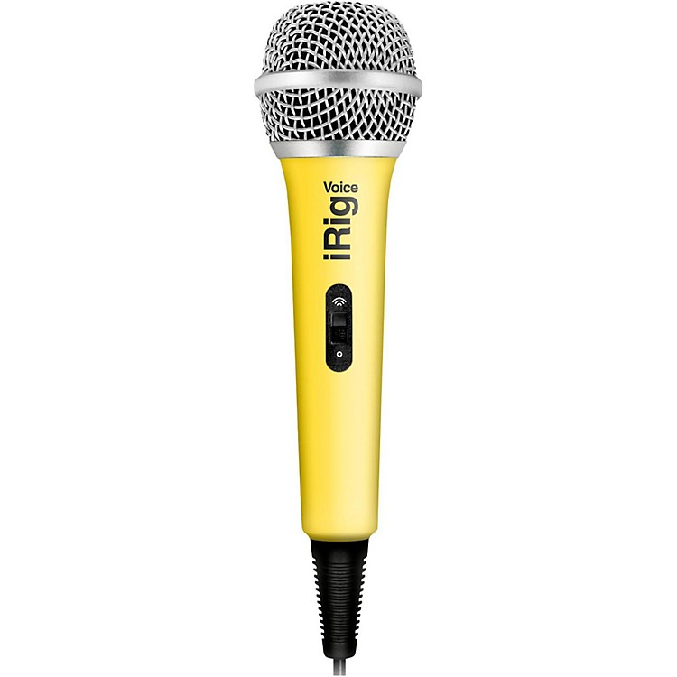 IK Multimedia iRig Voice Yellow