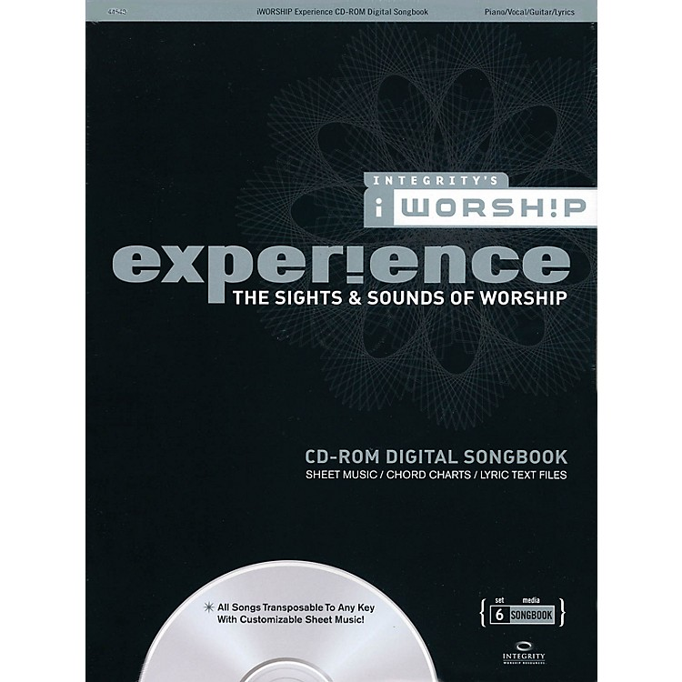 Integrity MusiciWorship Experience - The Sights & Sounds of Worship (CD-ROM Digital Songbook) Integrity Series CD-ROM