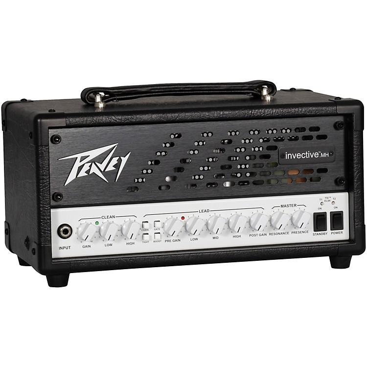 peavey invective mh mini 20w tube guitar amp head black music123. Black Bedroom Furniture Sets. Home Design Ideas