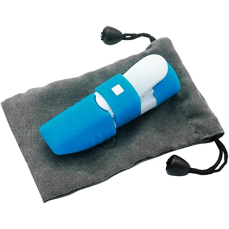 NuvojSax Mouthpiece AssemblyWhite/Blue
