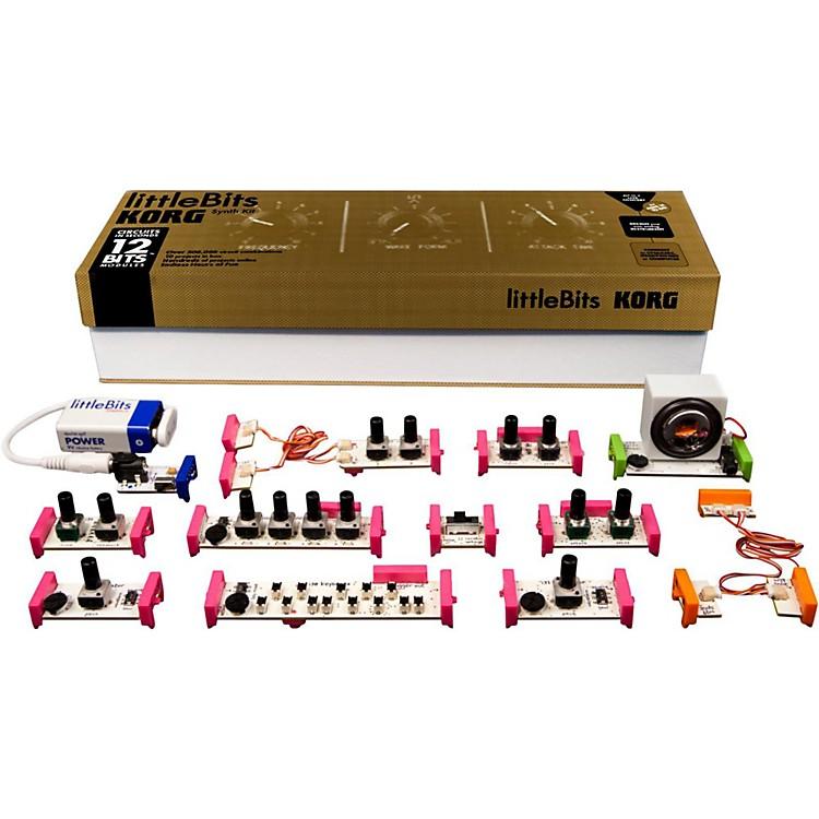 KorglittleBits Synth Kit