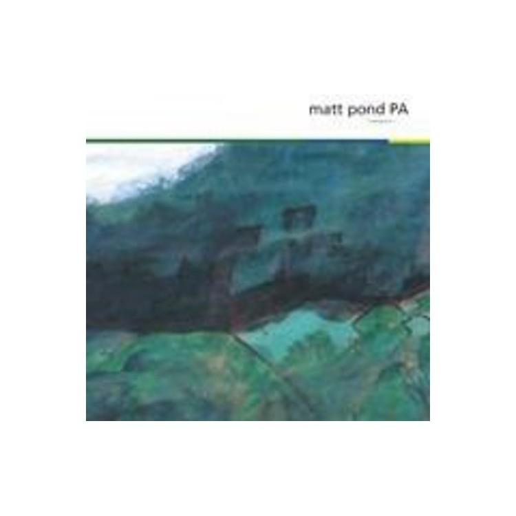 Alliancematt pond PA - Measure
