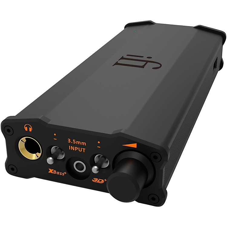 iFi Audiomicro iDSD Black Label DAC