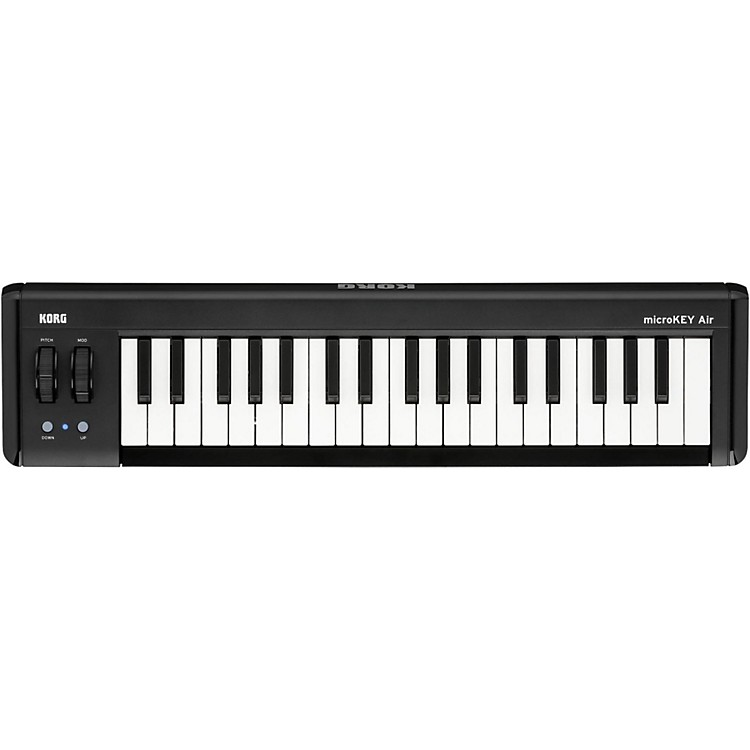 Korg microKEY Air 37-Key Bluetooth MIDI Controller