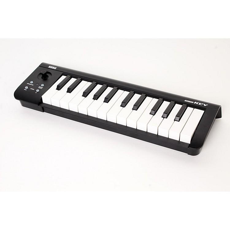 KorgmicroKEY25 USB MIDI KeyboardBlack888365911694