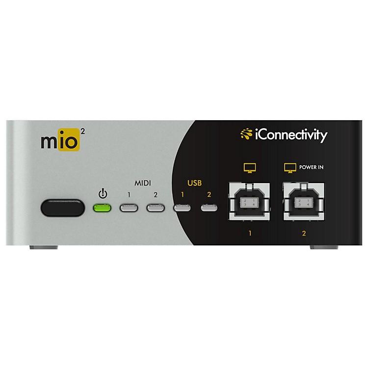 iConnectivitymio2 2x2 MIDI Interface