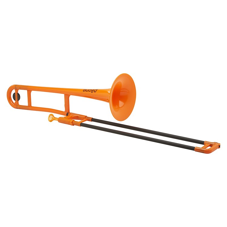 JiggspBone Plastic TromboneOrange