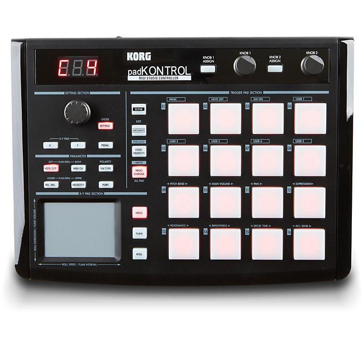 KorgpadKONTROL - MIDI Studio Controller