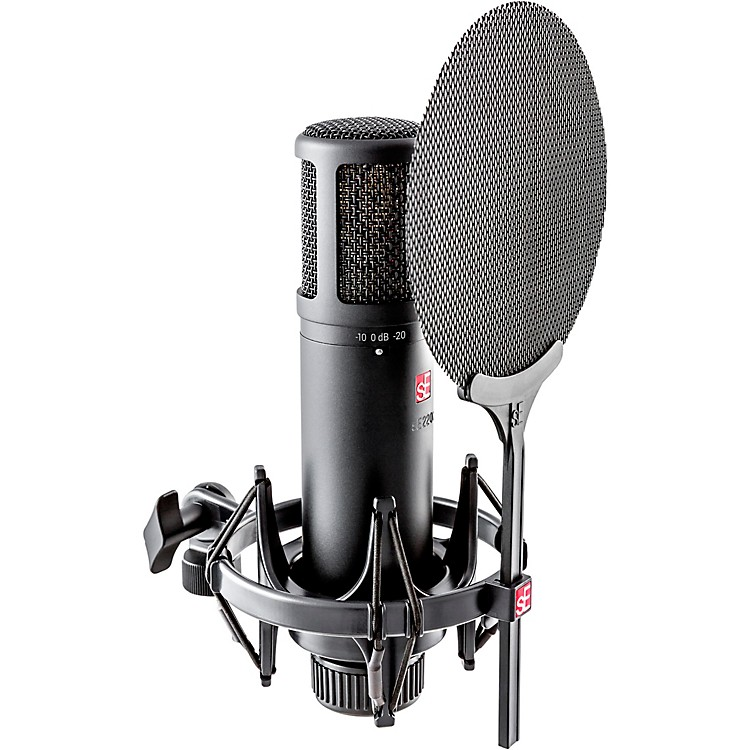 sE ElectronicssE2200 Large Diaphragm Condenser Microphone