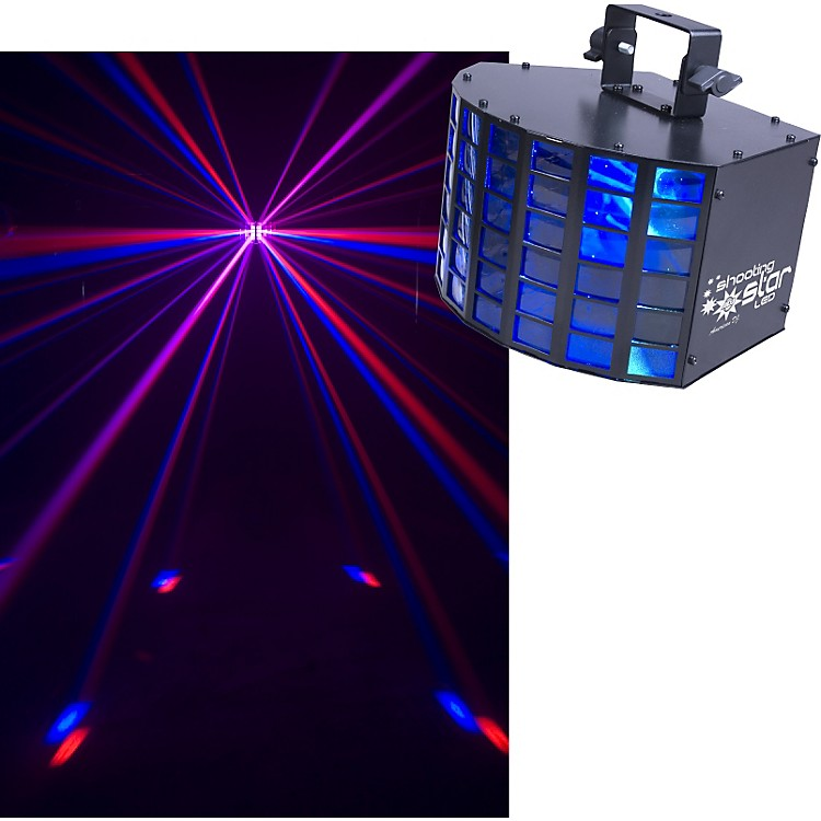 American DJ shooting star LED Effect