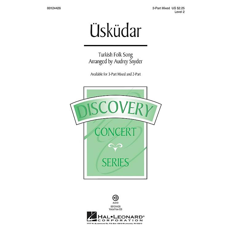 Hal LeonardÜsküdar (Discovery Level 2) VoiceTrax CD Arranged by Audrey Snyder