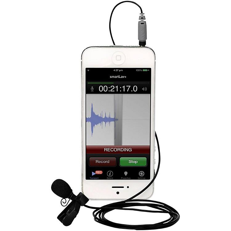 Rode MicrophonessmartLav+ Lavalier Microphone for Smartphones